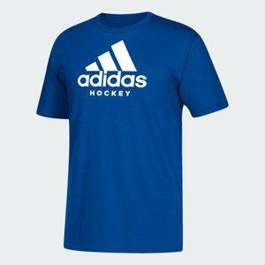 NWOT Adidas Hocket Sports Tagless T-Shirt Size M